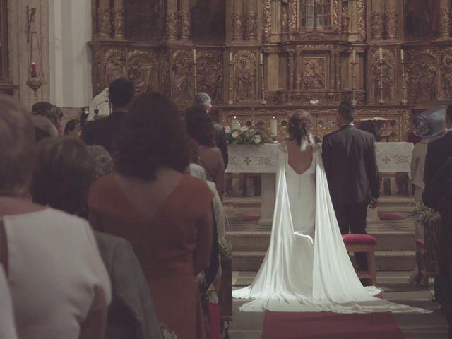 La boda de Rober y Noelia en Tiedra, Valladolid 2