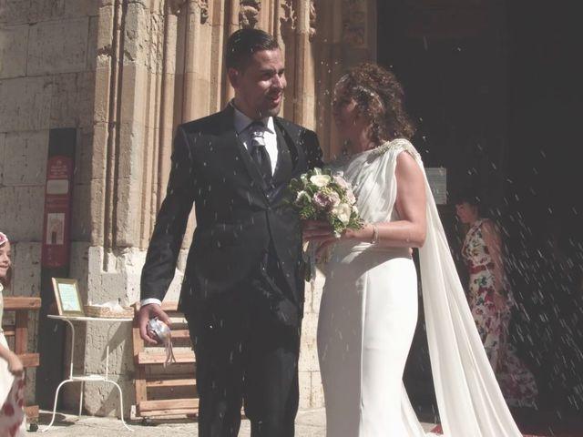 La boda de Rober y Noelia en Tiedra, Valladolid 4