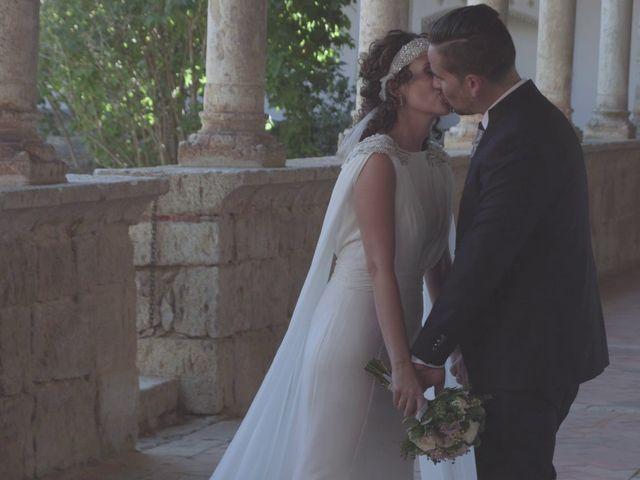 La boda de Rober y Noelia en Tiedra, Valladolid 1