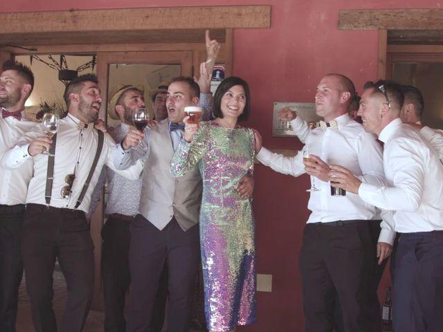 La boda de Rober y Noelia en Tiedra, Valladolid 11