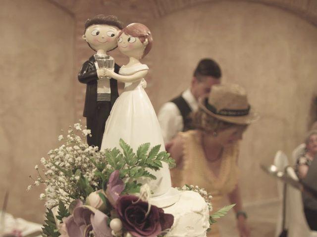 La boda de Rober y Noelia en Tiedra, Valladolid 23