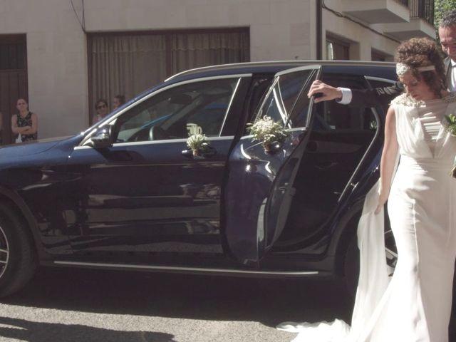 La boda de Rober y Noelia en Tiedra, Valladolid 33