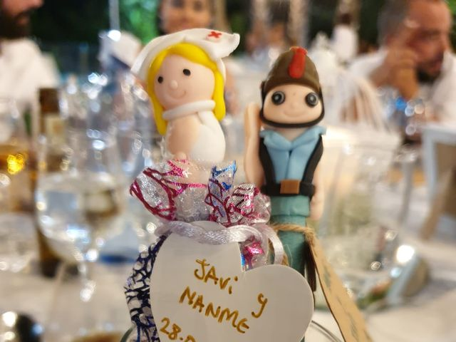 La boda de Javi y Manme en Velez Malaga, Málaga 3
