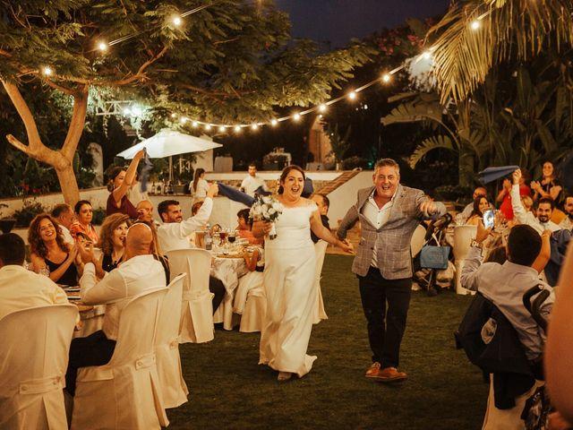 La boda de Javi y Manme en Velez Malaga, Málaga 2