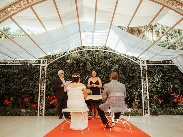 La boda de Javi y Manme en Velez Malaga, Málaga 10
