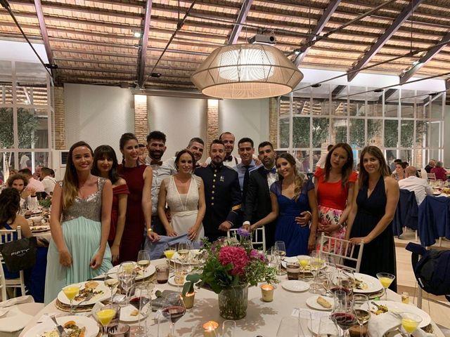 La boda de Amparo y Javi  en Valencia, Valencia 6