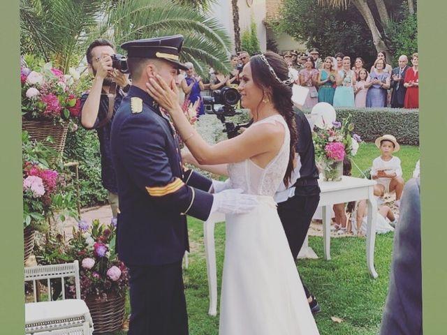 La boda de Amparo y Javi  en Valencia, Valencia 7