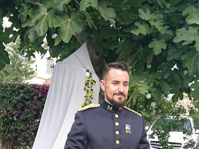 La boda de Amparo y Javi  en Valencia, Valencia 9