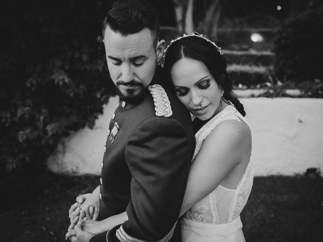 La boda de Amparo y Javi  en Valencia, Valencia 17