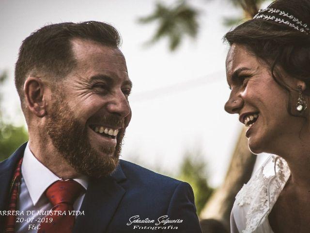 La boda de Cristina  y Francisco Javier en Jerez De La Frontera, Cádiz 4