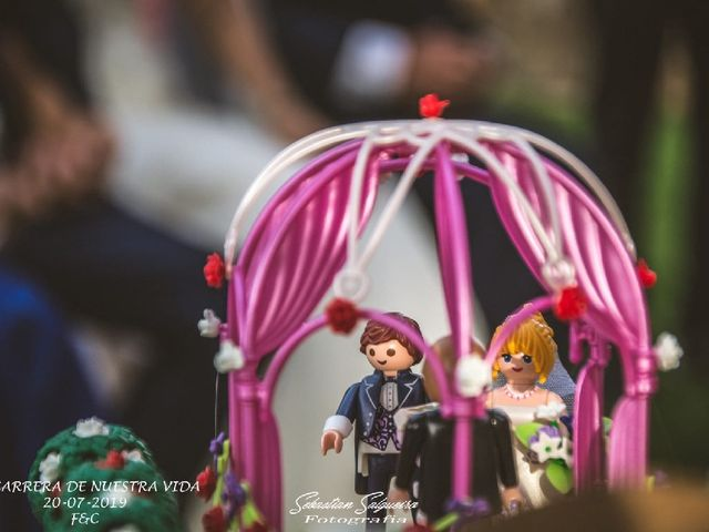 La boda de Cristina  y Francisco Javier en Jerez De La Frontera, Cádiz 5