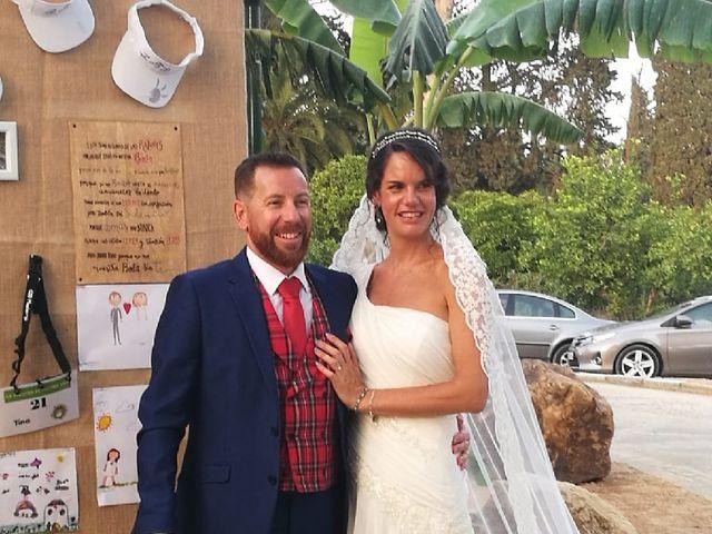 La boda de Cristina  y Francisco Javier en Jerez De La Frontera, Cádiz 2