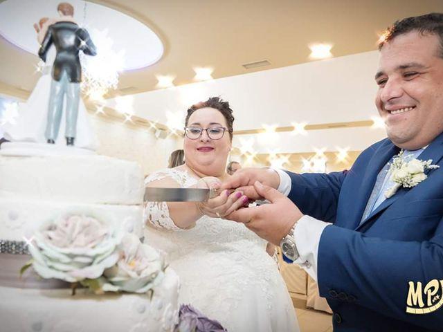 La boda de Carlos y Mila en Santa Amalia, Badajoz 1