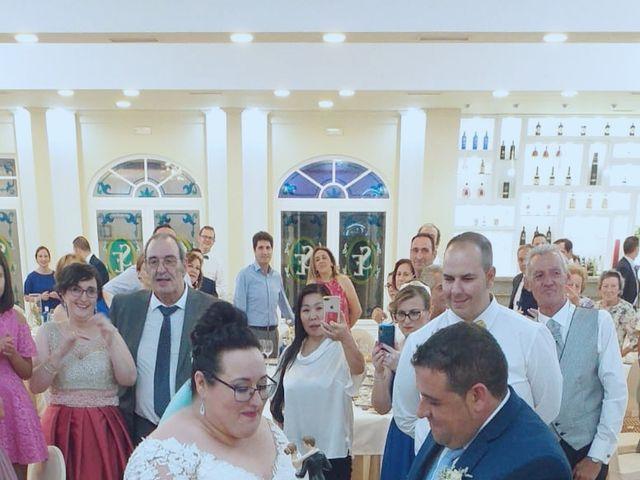 La boda de Carlos y Mila en Santa Amalia, Badajoz 3