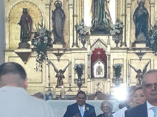 La boda de Carlos y Mila en Santa Amalia, Badajoz 5