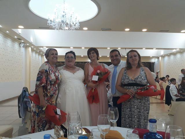 La boda de Carlos y Mila en Santa Amalia, Badajoz 6