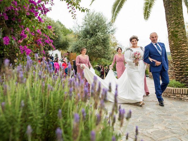 La boda de Pedro y Cristina en Prado Del Rey, Cádiz 14