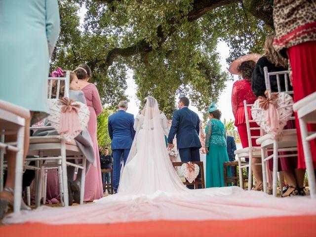 La boda de Pedro y Cristina en Prado Del Rey, Cádiz 18