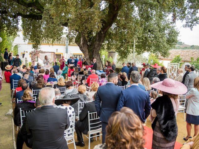 La boda de Pedro y Cristina en Prado Del Rey, Cádiz 19