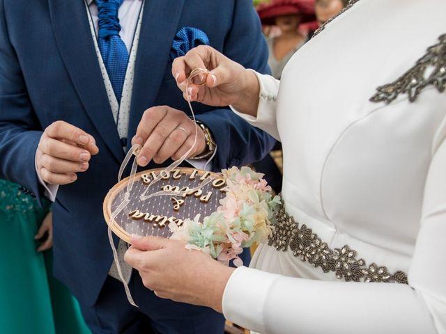 La boda de Pedro y Cristina en Prado Del Rey, Cádiz 21