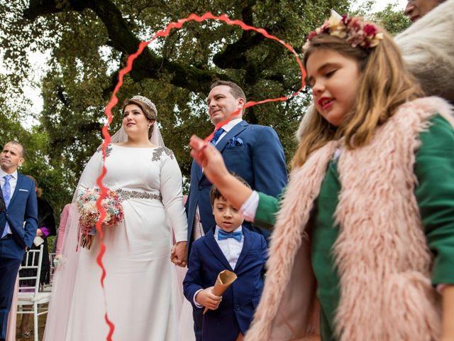 La boda de Pedro y Cristina en Prado Del Rey, Cádiz 23