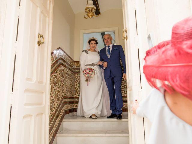 La boda de Pedro y Cristina en Prado Del Rey, Cádiz 13