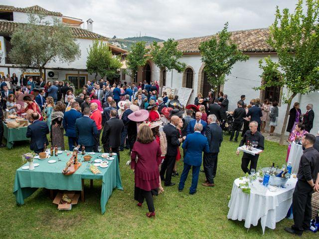 La boda de Pedro y Cristina en Prado Del Rey, Cádiz 29