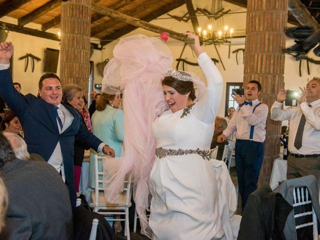 La boda de Pedro y Cristina en Prado Del Rey, Cádiz 31