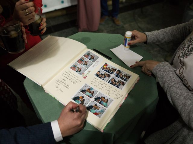 La boda de Pedro y Cristina en Prado Del Rey, Cádiz 34