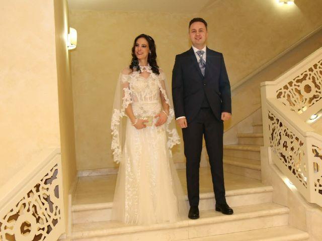 La boda de Olivia y Martin