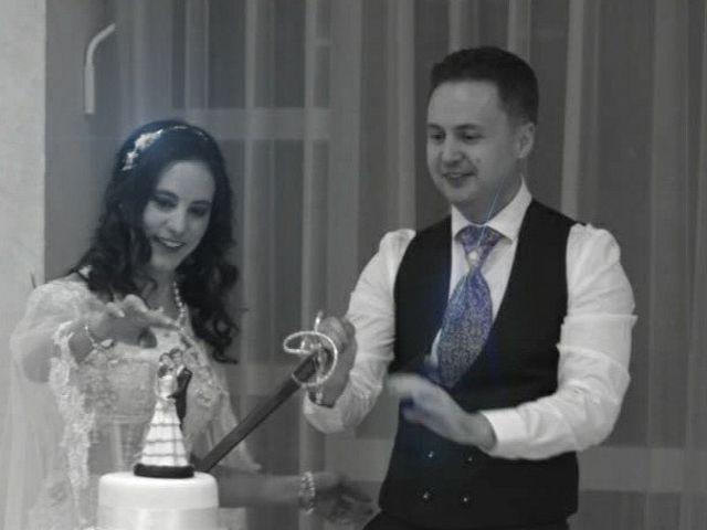 La boda de Martin y Olivia en Toledo, Toledo 7