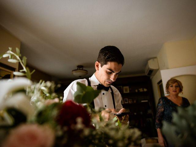 La boda de Alberto y Ana en Tomares, Sevilla 9