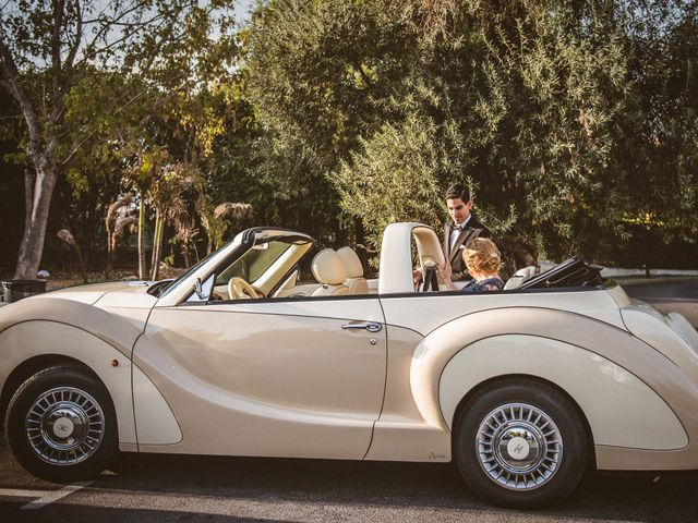 La boda de Alberto y Ana en Tomares, Sevilla 11