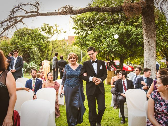La boda de Alberto y Ana en Tomares, Sevilla 13