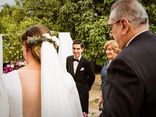 La boda de Alberto y Ana en Tomares, Sevilla 18
