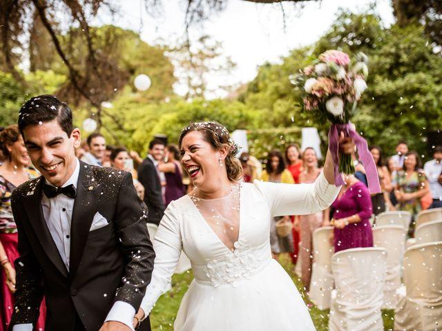 La boda de Alberto y Ana en Tomares, Sevilla 30