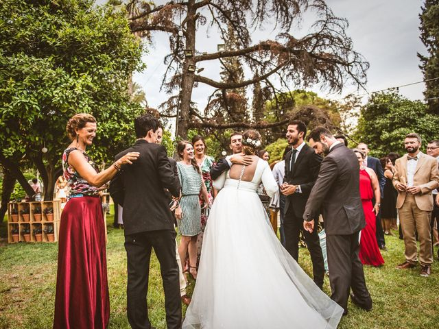 La boda de Alberto y Ana en Tomares, Sevilla 31