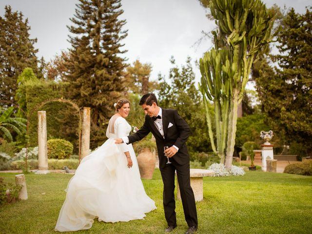 La boda de Alberto y Ana en Tomares, Sevilla 32