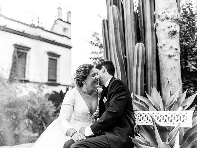 La boda de Alberto y Ana en Tomares, Sevilla 33
