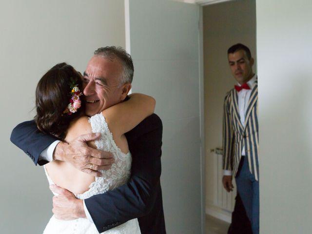 La boda de Sergio y Maitane en Argomaniz, Álava 10