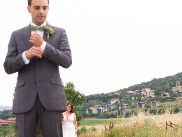 La boda de Sergio y Maitane en Argomaniz, Álava 17