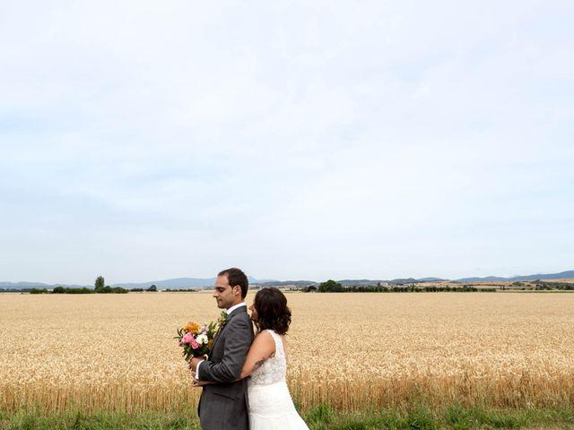 La boda de Sergio y Maitane en Argomaniz, Álava 20