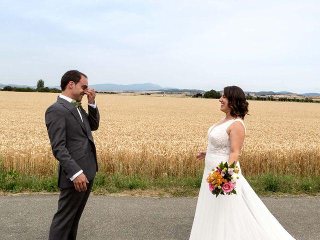 La boda de Sergio y Maitane en Argomaniz, Álava 22