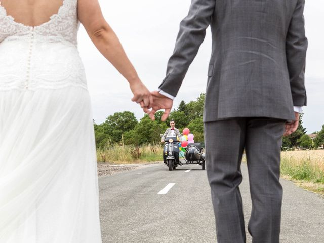 La boda de Sergio y Maitane en Argomaniz, Álava 25