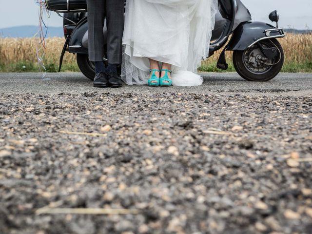 La boda de Sergio y Maitane en Argomaniz, Álava 1