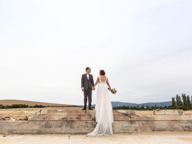 La boda de Sergio y Maitane en Argomaniz, Álava 27