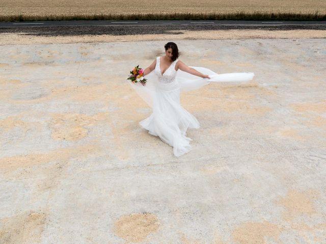 La boda de Sergio y Maitane en Argomaniz, Álava 29