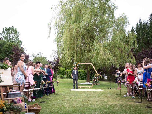 La boda de Sergio y Maitane en Argomaniz, Álava 33