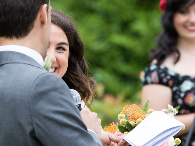 La boda de Sergio y Maitane en Argomaniz, Álava 36