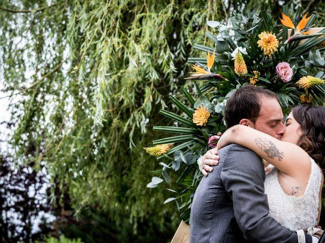 La boda de Sergio y Maitane en Argomaniz, Álava 37